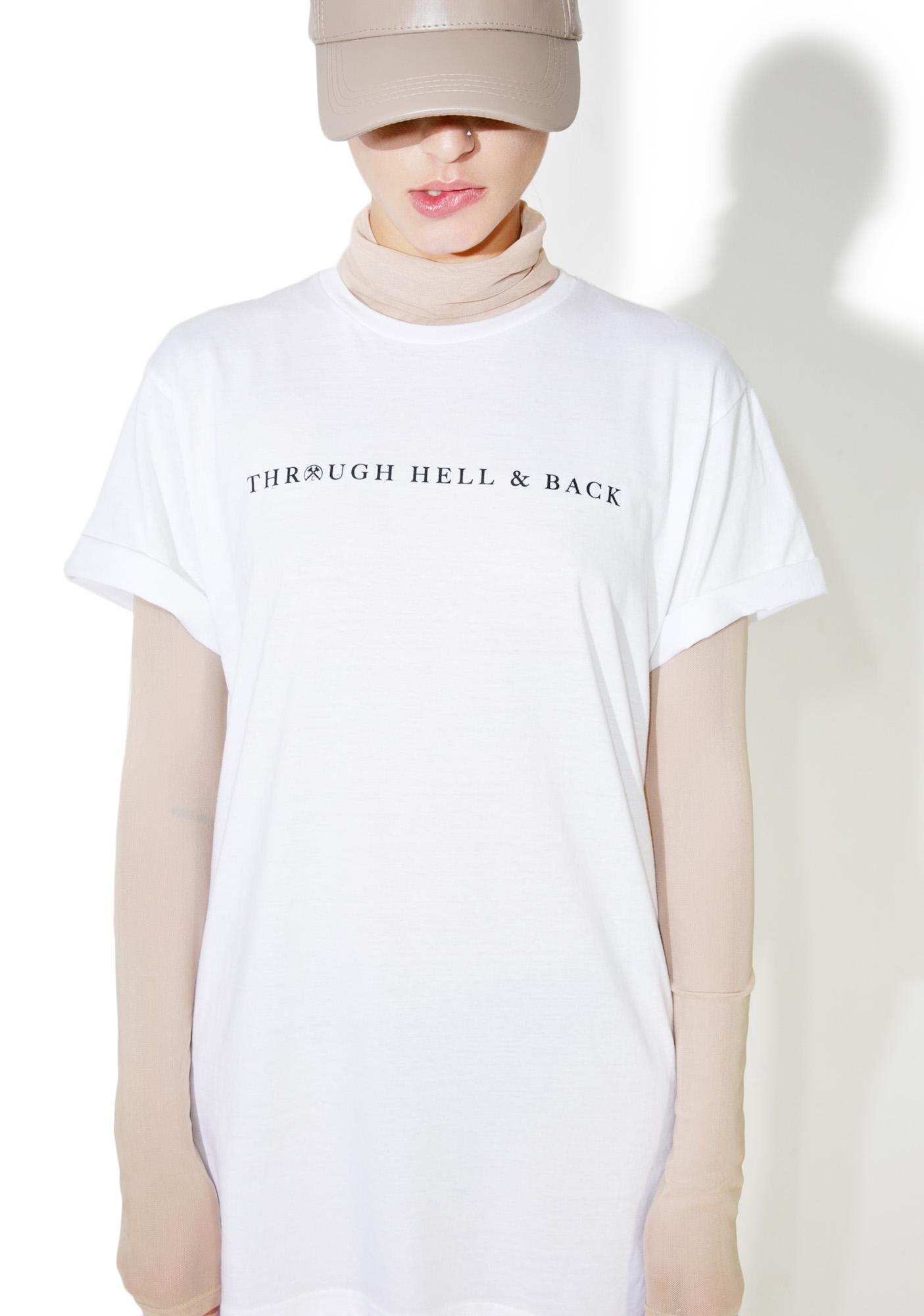 Civil Clothing H&B Tee