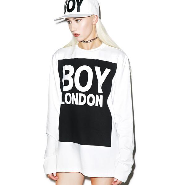 BOY London Boy London Sweater Tee