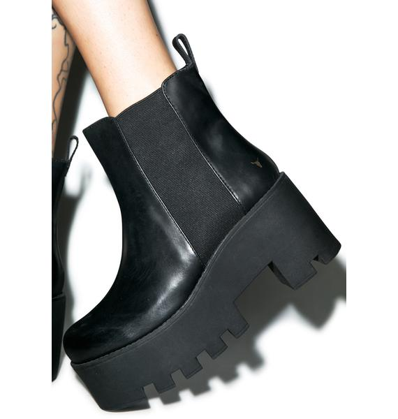 Windsor Smith Alien Platform Boots