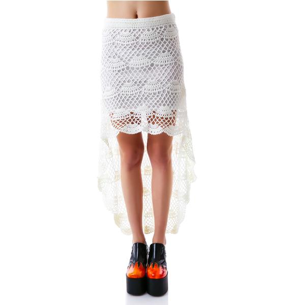 Knit Wit Maxi Skirt