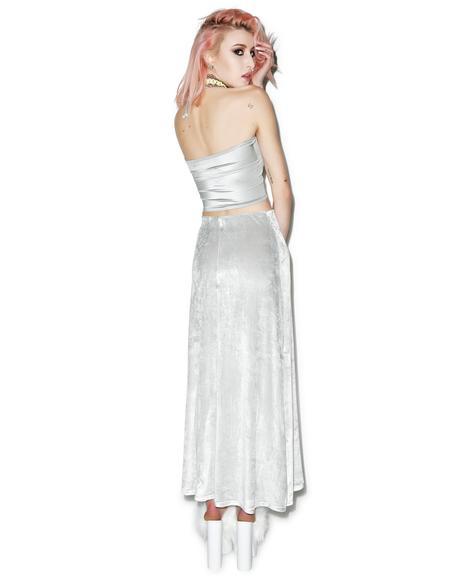 Velvet Underground Maxi Skirt