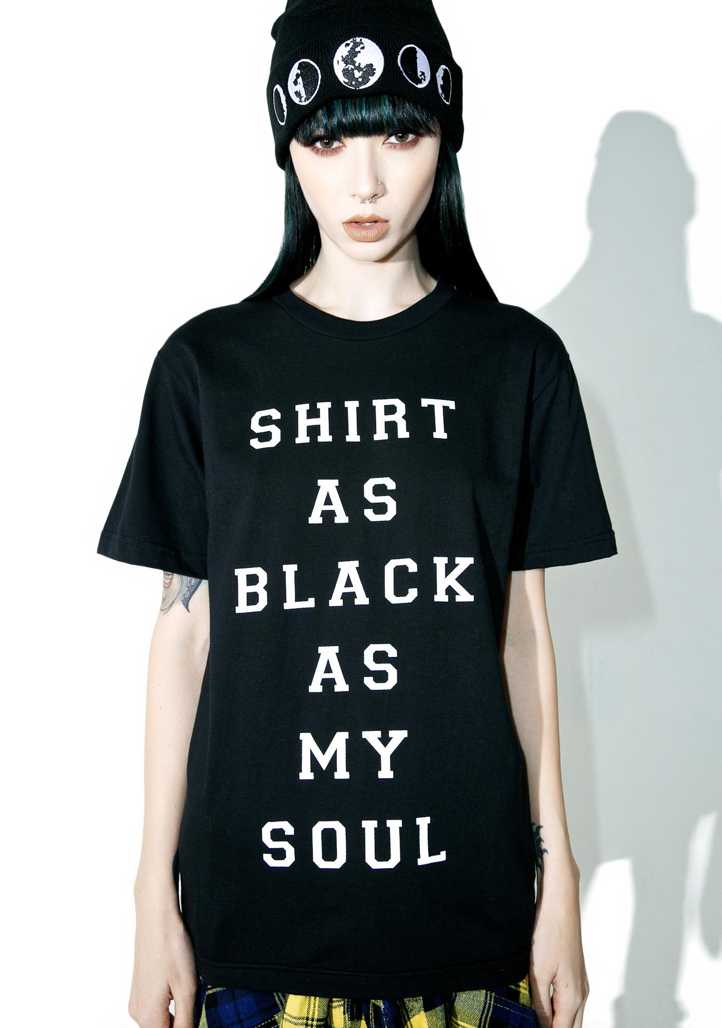 Chi Flo Black Soul Tee