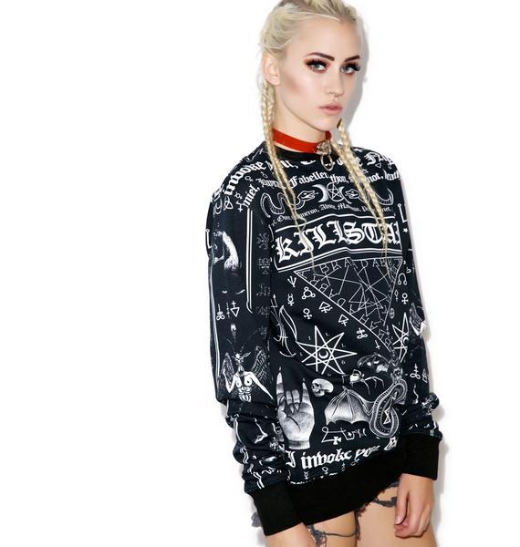 Killstar Spell Sweatshirt