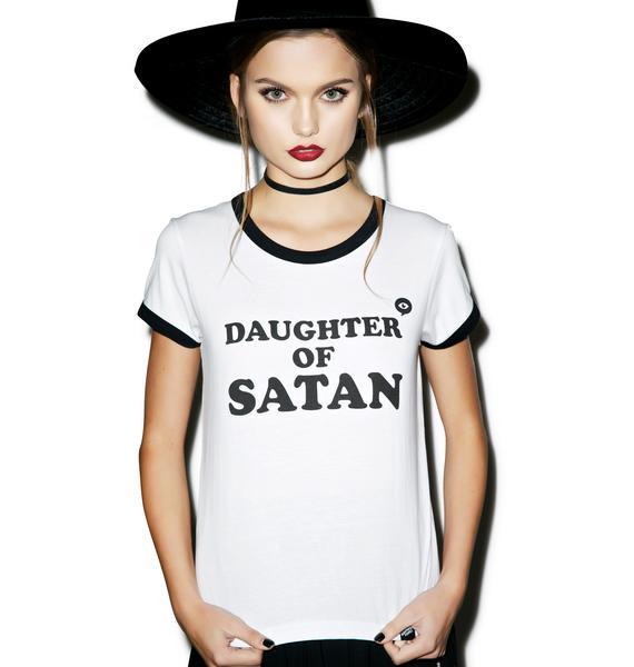 Illustrated People Daughter of Satan Ailsa Tee