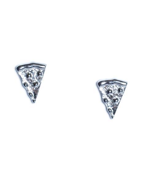 Pizza Emoji Earrings