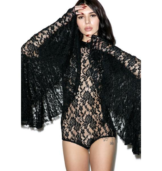 Little Black Diamond Stevie Bodysuit