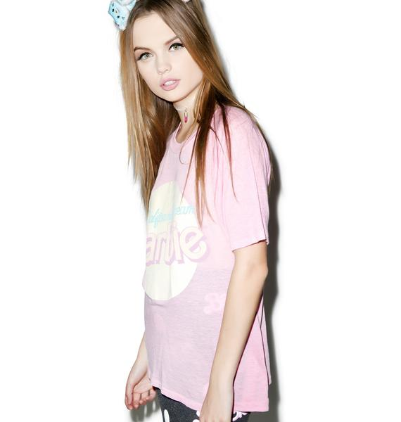 Wildfox Couture California Dream Barbie Perfect Tee