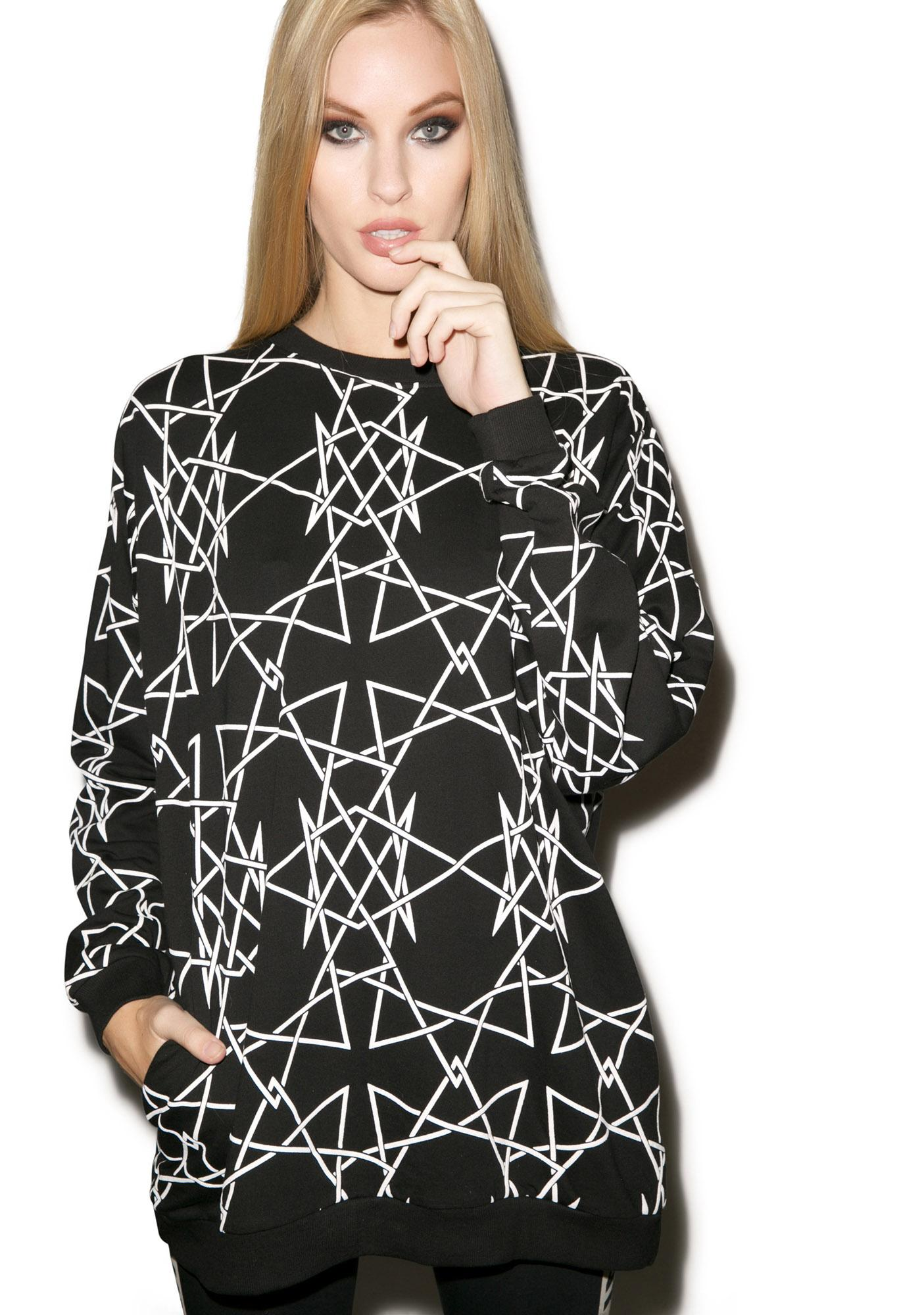 Long Clothing Infinity Sweat Shirt