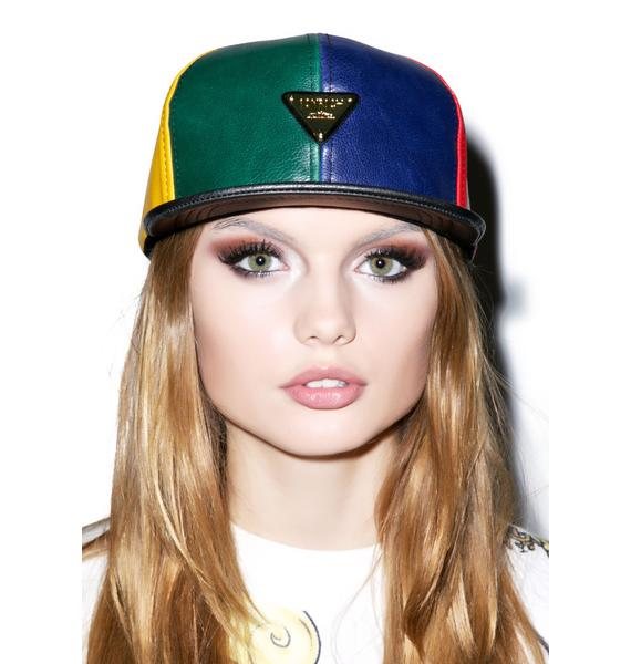Joyrich Progressive Color Block Snapback