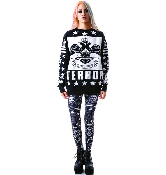 Killstar Terror Sweatshirt
