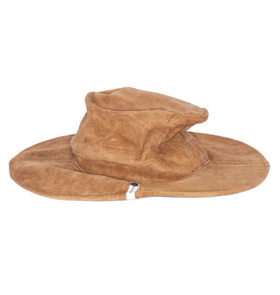 One Teaspoon Hobo Floppy Hat