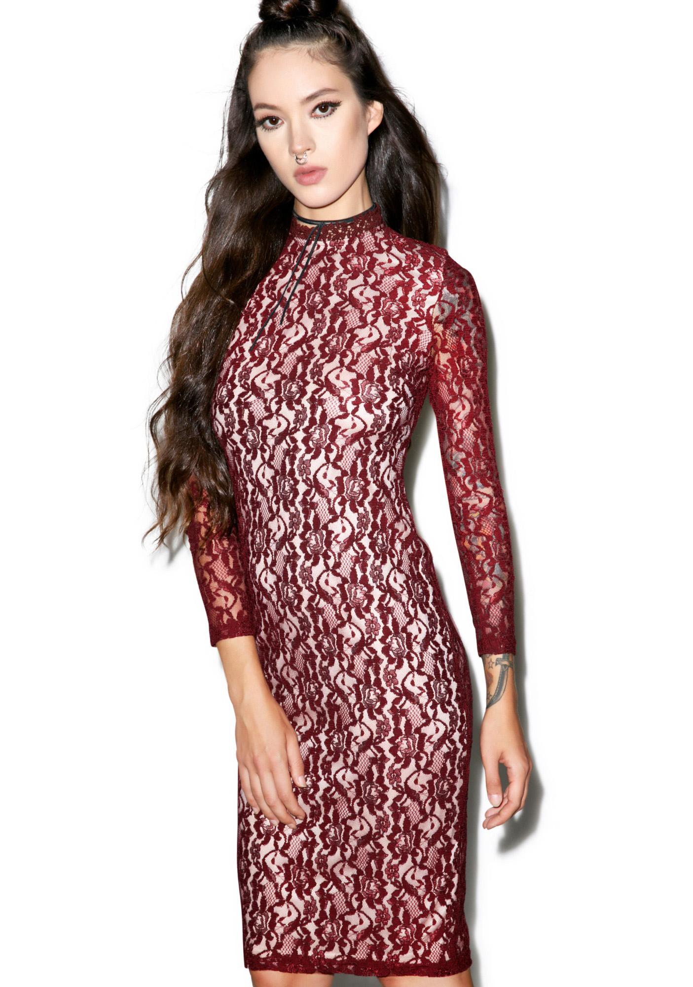 Glamorous Come Alive Dress