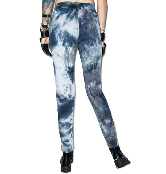 Rebel8 Tie-Dye Soft Pants