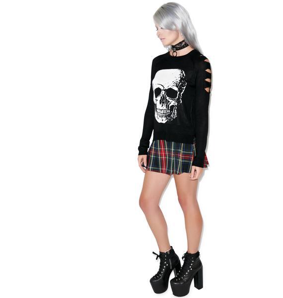 The Upper Cut Sweater
