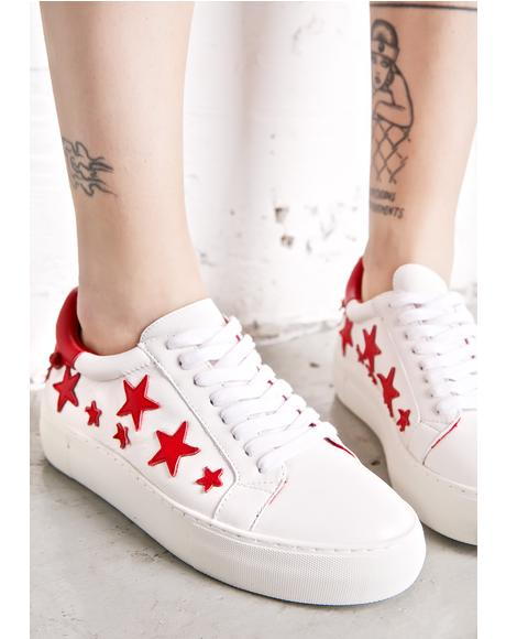 Alabama Star Sneakers