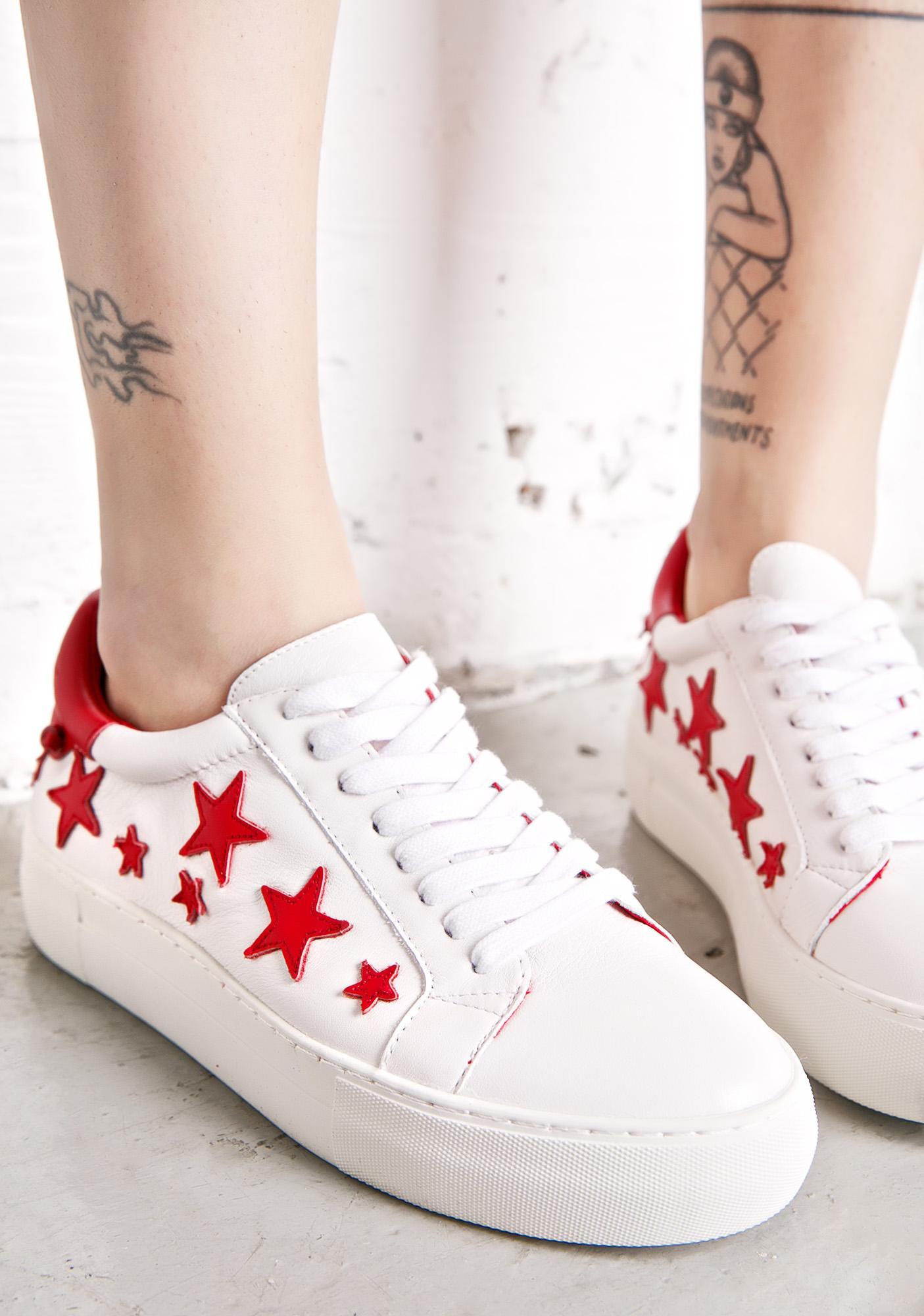 J Slides Alabama Star Sneakers