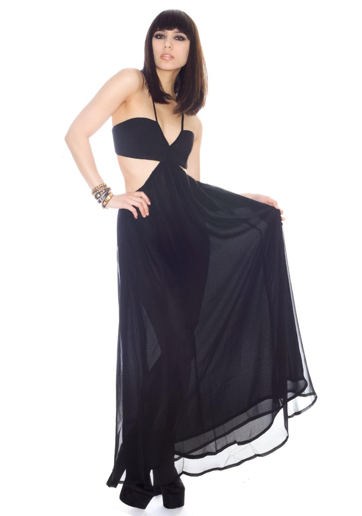 Stylestalker Wild Side Maxi Dress