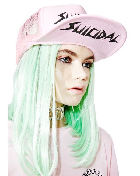 Suicidal Tendencies Flip Up Hat