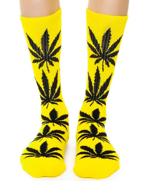 Plantlife Two Tone Sock