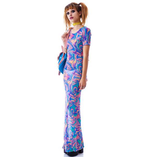 UNIF Melt Dress