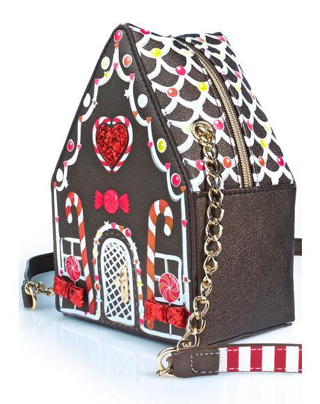 Home Sweet Home Crossbody Bag
