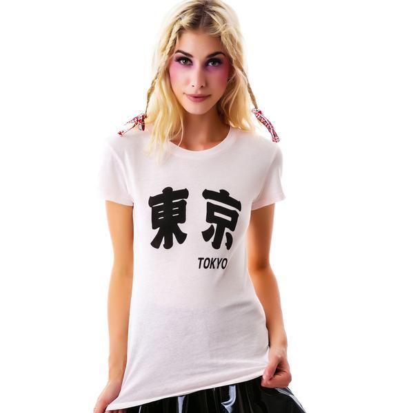 Wildfox Couture Tokyo Tourist Crew