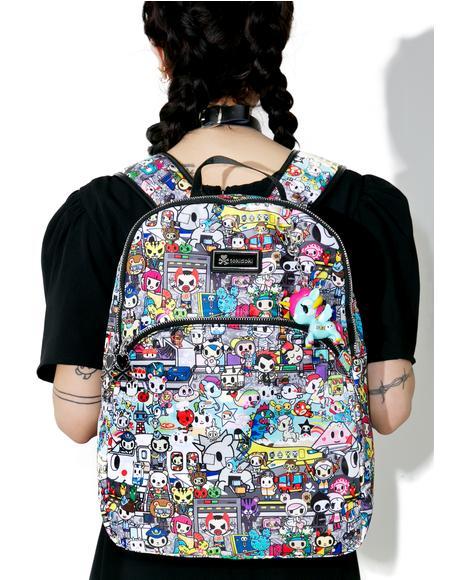 Jetsetter Backpack