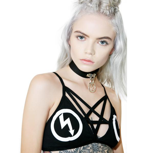 Killstar No Salvation Bralette