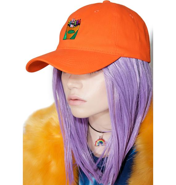 Crayons Dad Hat