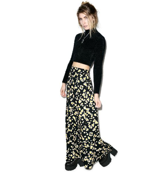 Somedays Lovin Two Birds Maxi Skirt