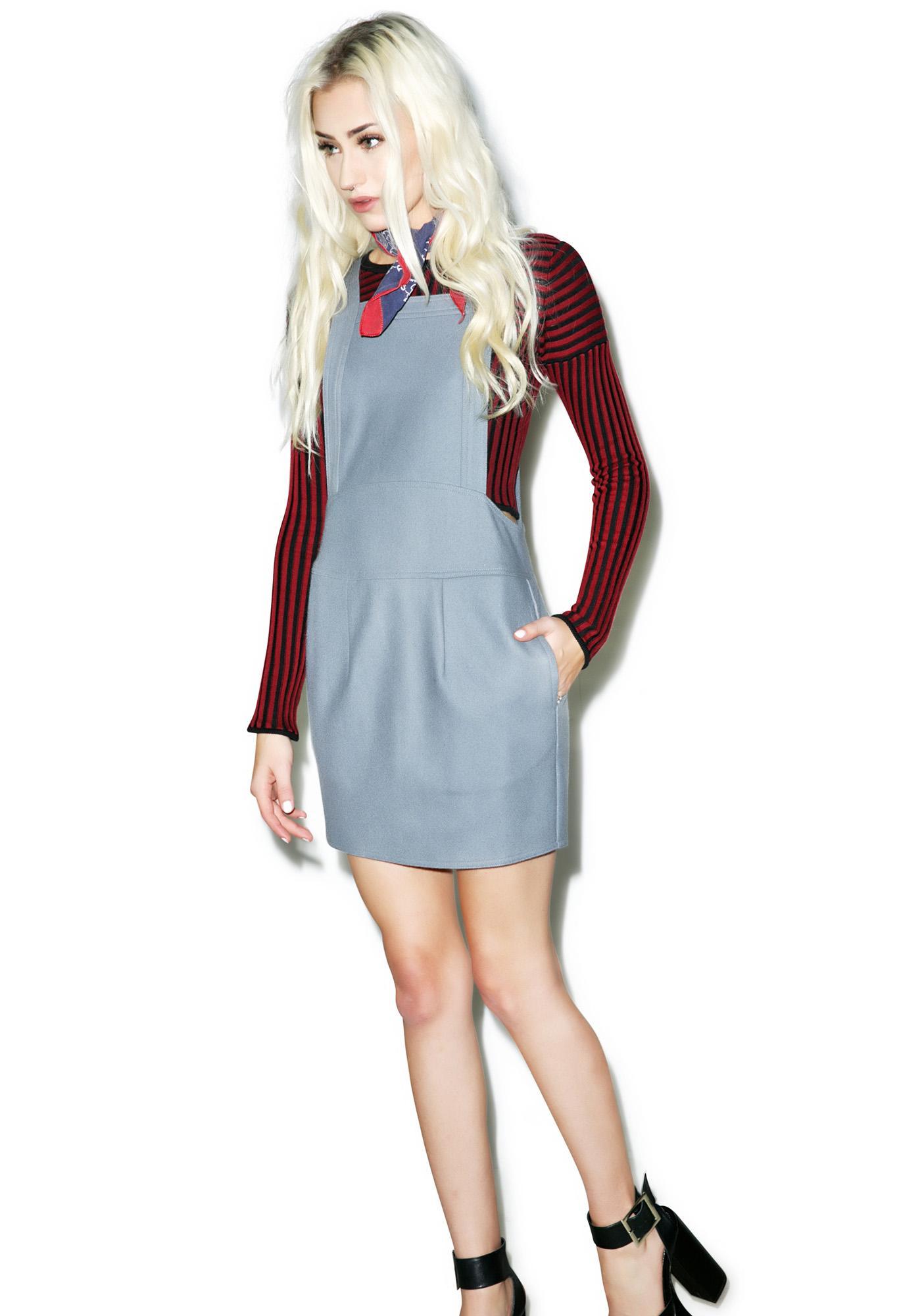 For Love & Lemons Ella Overall Dress