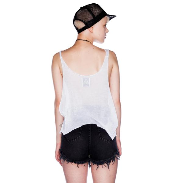 UNIF Zip Shorts