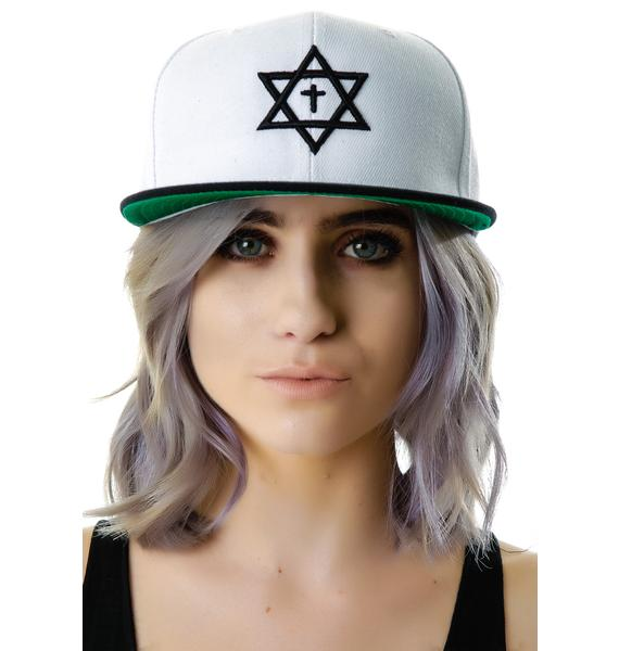 United Couture Trippy Snapback