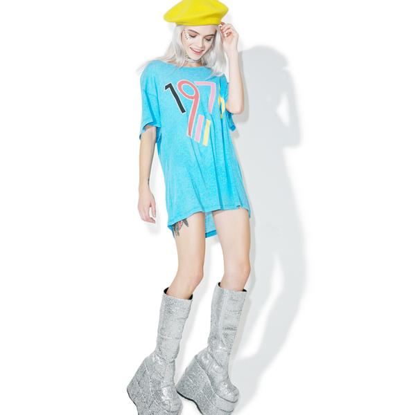 Wildfox Couture 1976 Manchester Tee