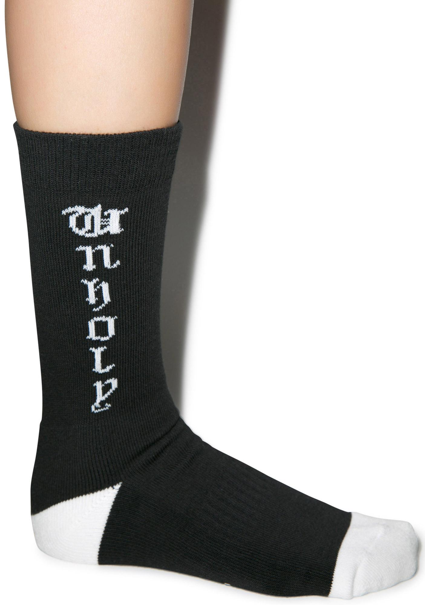 Unholy Socks