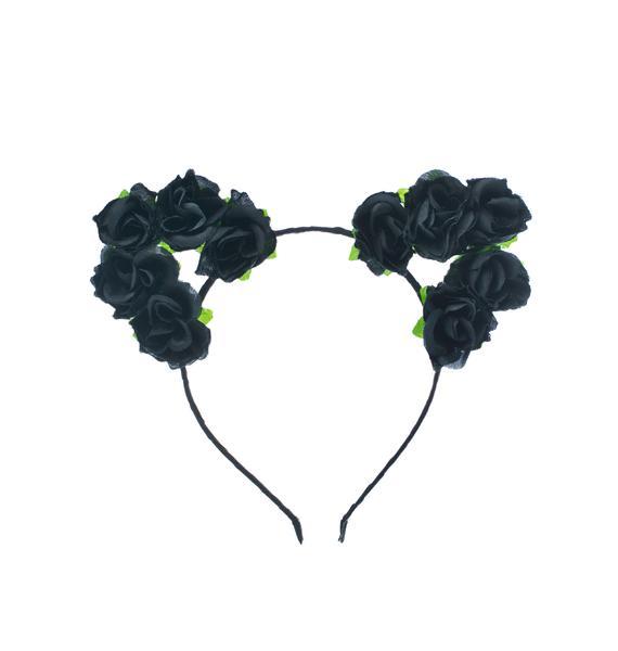 FlowerChild Revolution Carmella Rose Cat Ears