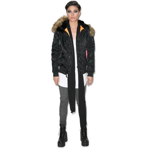 Alpha Industries Femme Fetale WR Jacket