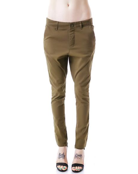 Cry Tough Slouch Pant