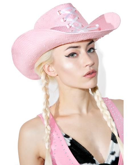 Hoedown Honey Hat