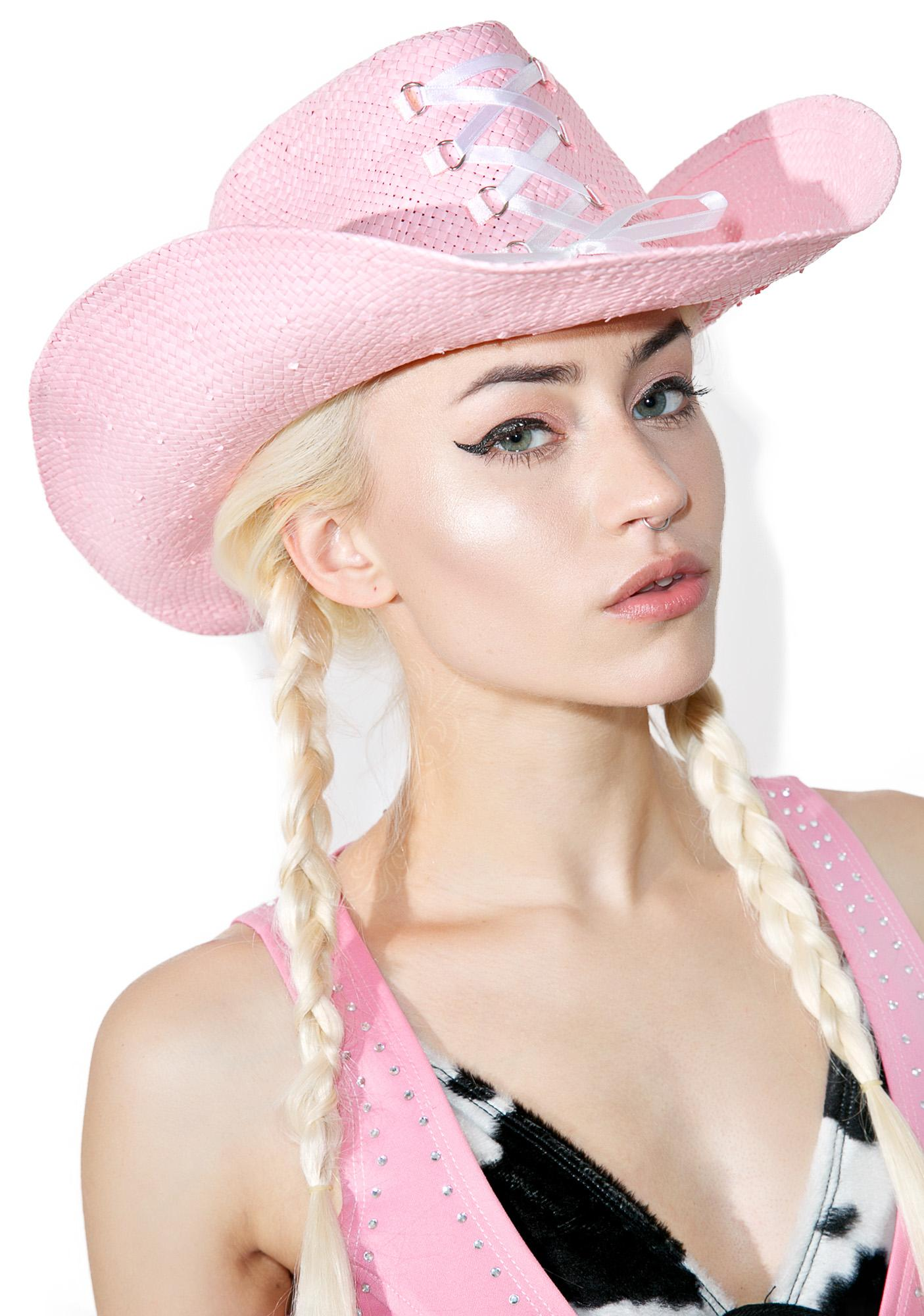 Hoedown Honey Hat