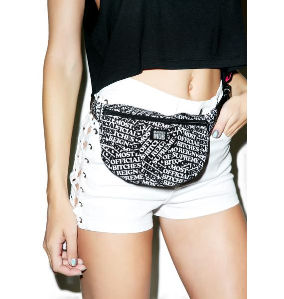 Married to the Mob TBT Fanny Pack