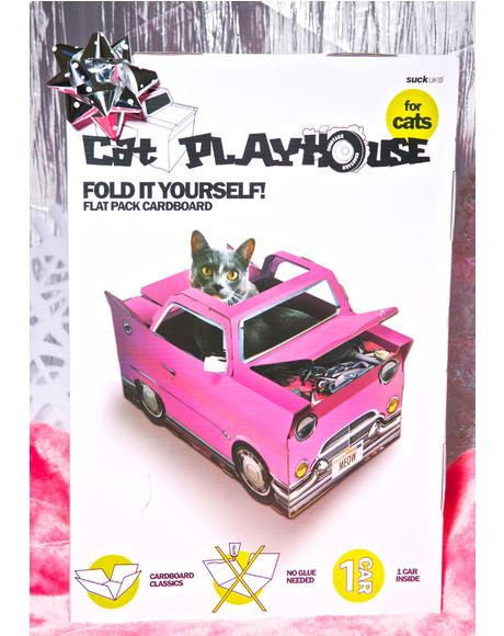 Catillac Cat Playhouse
