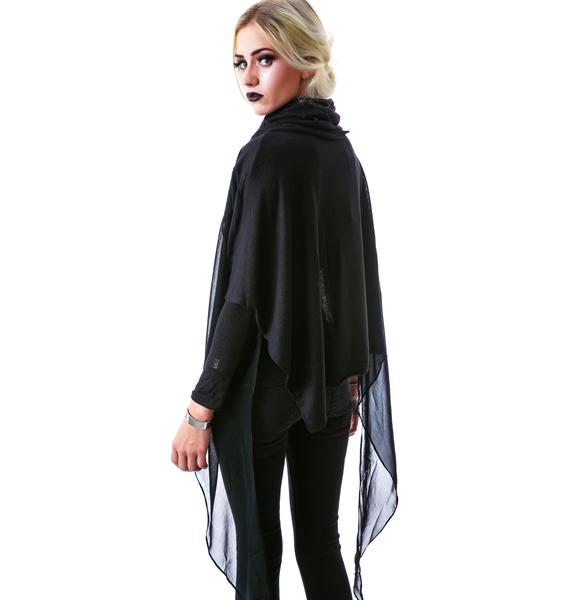 Deathly Hallows Poncho