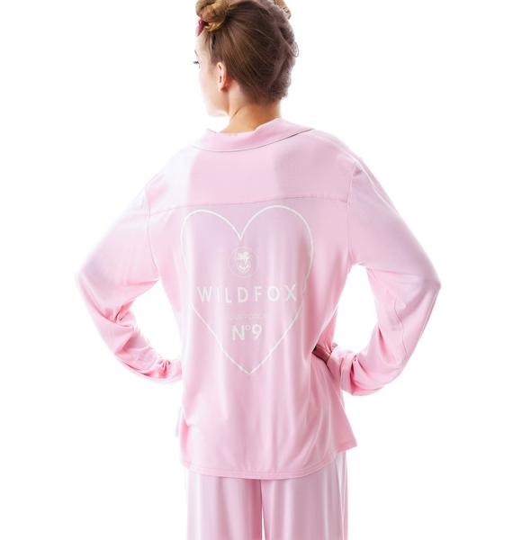 Wildfox Couture Love Potion Classic PJ Set