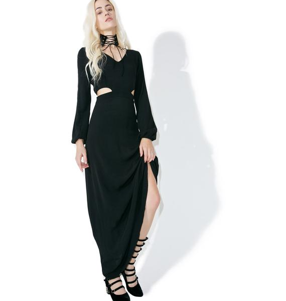 Wildfox Couture Cut It Out Dress