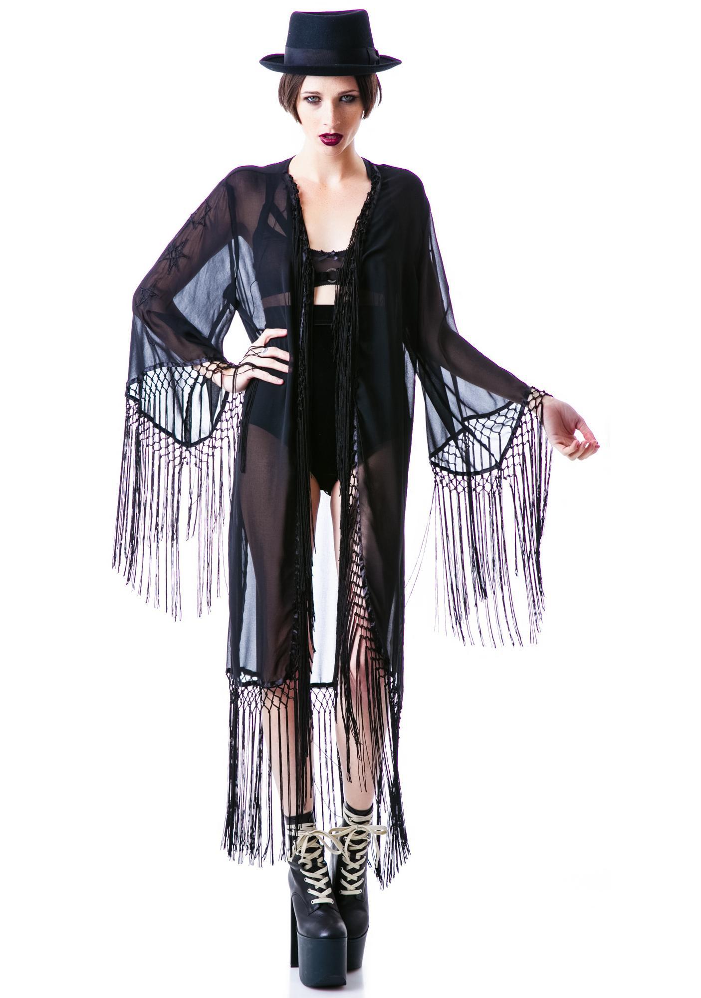UNIF Wiccan Kimono