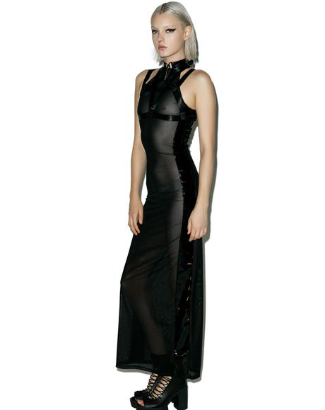 Not Yet A Mother Theresa Maxi Dress