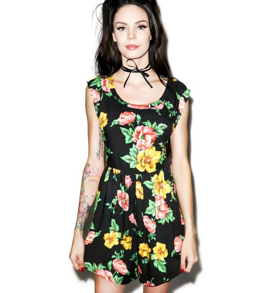 Somedays Lovin The Seeker Floral Playsuit