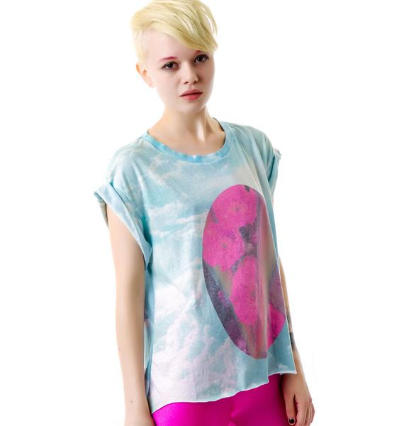 Wildfox Couture Arizona Highways Jagged Edge T