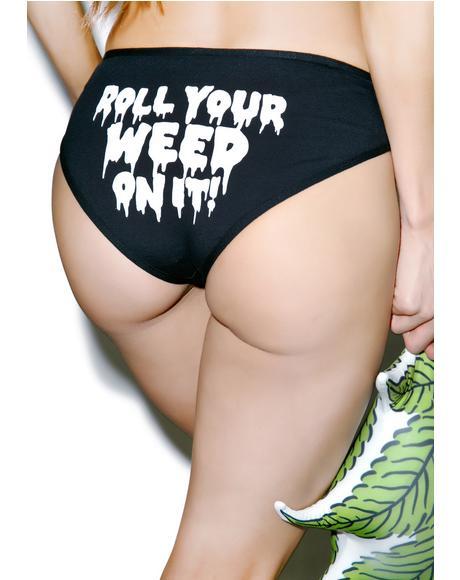 Asstray Panties